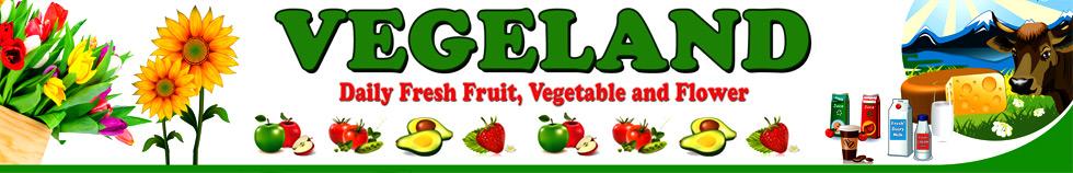 VEGELAND - Fruit & Vegetable Market
